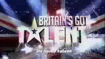 Dj Talent - Britains Got Talent