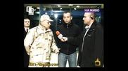 Главнокомандващ опуска пистолета си пред министър Младенов - Господари на ефира 28.01.2010