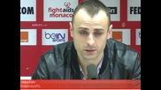 """Бербатов в """"Монако"""": Знам, че не харесвате Костадинов, но той беше страхотен футболист"""