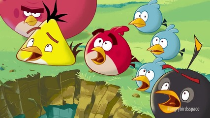 Angry Birds Space (историята на играта )