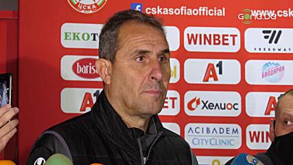 Херо: Това е нашият потенциал, заплатите на ЦСКА са в пъти по-големи