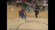NBA Slam Dunk 2008 - Dwight Howard Superman Dunk