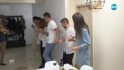 Любомир Янчев с много помощници в кухнята - Черешката на тортата (01.02.2018)