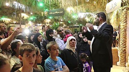Syria: Locals decorate Aleppo to celebrate Prophet Muhammad's birthday