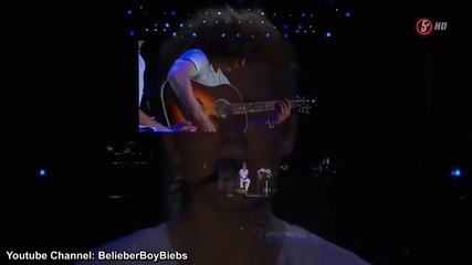 Justin Bieber - Be Alright (acoustic live)