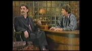 Frank Zappa - The Zappa`s - 1986 pt. 1