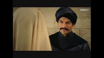 Malkocoglu ve Mihrimah Sultan 84 Bolum - Великолепният Век