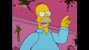 [s14 ep1] Семейтсво симпсън [бг Аудио] The Simpsons Bg Audio (11.07.2009)