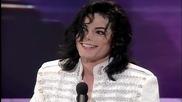 Майкъл Джексън - Legend Award - Награди Грами 1993