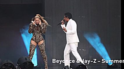 Beyonce & Jay-z - Everything is love (part 3) (love-happy,nice,summer)