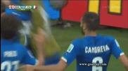 Англия 1:2 Италия 14.06.2014