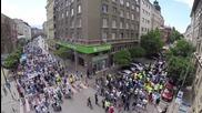 Протеста на полицаи и надзиратели заснет от високо! 13.06.15 г