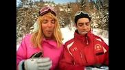 Samantha Ups - Саманта на ски (3 - част)