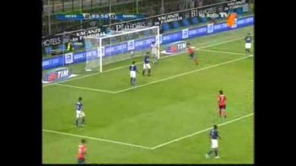 Шампиона Интер Победи Наполи С 2:1