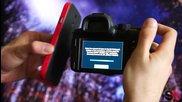Уникалният фотоапарат Samsung Nx30