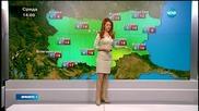 Прогноза за времето (22.03.2016 - централна емисия)
