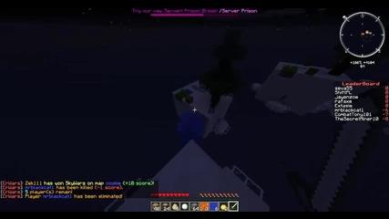 Minecraft Skywar #1