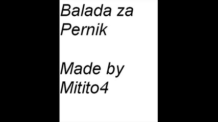 Balada za Pernik