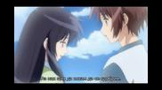 Hanbun no Tsuki ga Noboru Sora - Епизод 3 - Bg Sub - Високо Качество