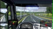 Euro Truck Simulator 2 - Gameplay .:2 Епизод:.