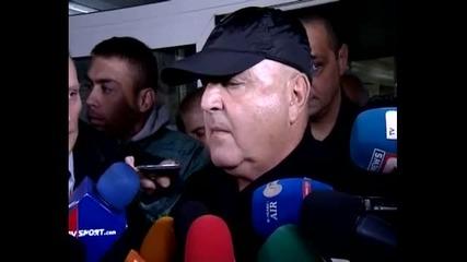 Венци Стефанов: Ние сме си виновни