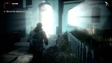 Епизод 1 от играта Alan Wake (2/2)gameplay