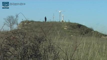 Неизвестен обект се разби край Каварна, публикува днес сайтът уфо.бг