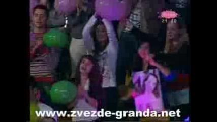 Jelena Kostov - Srce je moje violina(zvezde Granda2008)