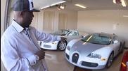 Скъпите коли на професионалния боксьор Флойд Мейуедър