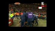 Холандия 0 - 1 Испания Гол На Андрес Иниеста 11.07.10 Бг Аудио Hq