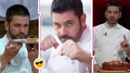 Участниците в Hell's Kitchen - като деца за шеф Ангелов! Но има ли фаворит сред участниците той?