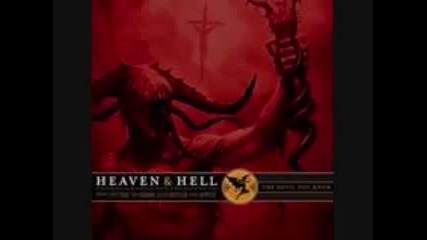 Heaven and Hell- Bible Black
