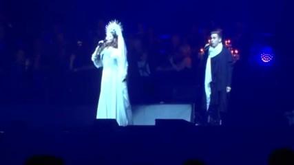 Sarah Brightman & Narcis Ianau - Royal Christmas Gala Tour 2017 - Pie Jesu by Andrew Lloyd Webber