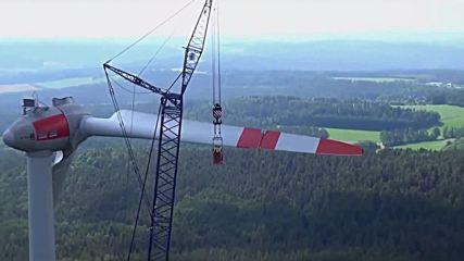 Най - мощната вятърна турбина в Света - Enercon E126