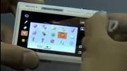 Sony Cybershot Dsc - T70 Touchscreen Demo by Digitalrev