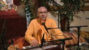 Radhadesh Mellows 2012 with H H Kadamba Kanana Swami 29 01 2012 in Radhadesh Belgium