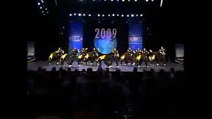 Ecb Street Elite - International Open Hip Hop Worlds 2009