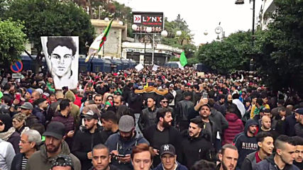 Algeria: Thousands protest against Tebboune's presidential election victory