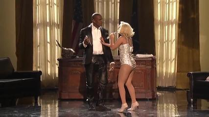 Lady Gaga - Do What U Want (2013 American Music Awards) ft. R. Kelly