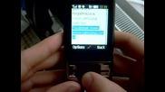 Samsung c3050 - ревю