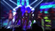 Big Bang - Fantastic Baby _sbs Inkigayo 29.04.2012