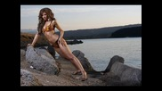 Най - красивата поп фолк певица с нова секси фотосесия