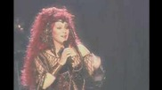 Cher I still havent found what Im looking for live believe tour 1999