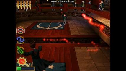 играта хари потър и стаята на тайните - дуели част 1