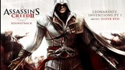 Leonardos Inventions Pt. 1 - Assassins Creed 2 Soundtrack