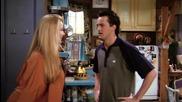 Friends / Приятели - Сезон 1 Епизод 22 - Bg Audio - | Част 2/2 |