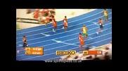 Usain Bolt 9.58 100m world record World Champsionship 2009