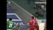 Ето как българин вкарва 4 гола в един мач в Немската Бундеслига