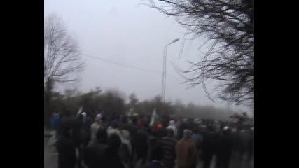Протестът В Балчик !! Успех Или ..