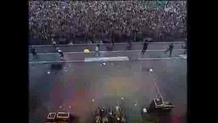 Evanescence - Haunted (live)
